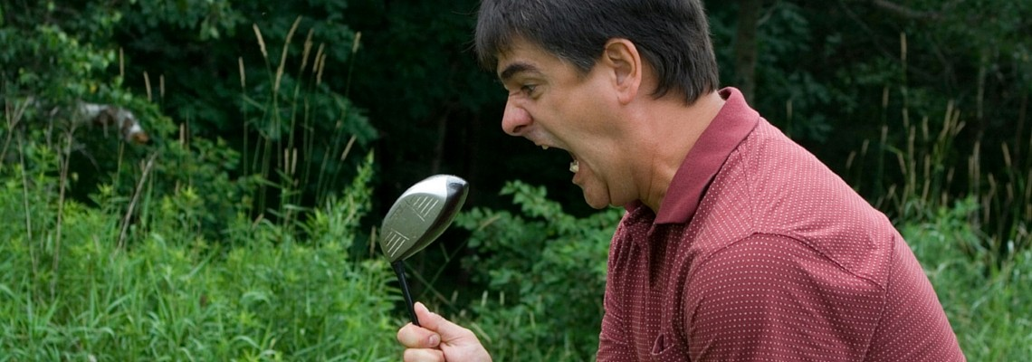 In Golf, Attitude is Everything