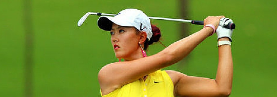 How Michelle Wie Managed the Pressure to Maintain the Lead