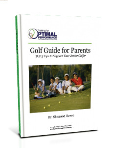 Golf Guide for Parents