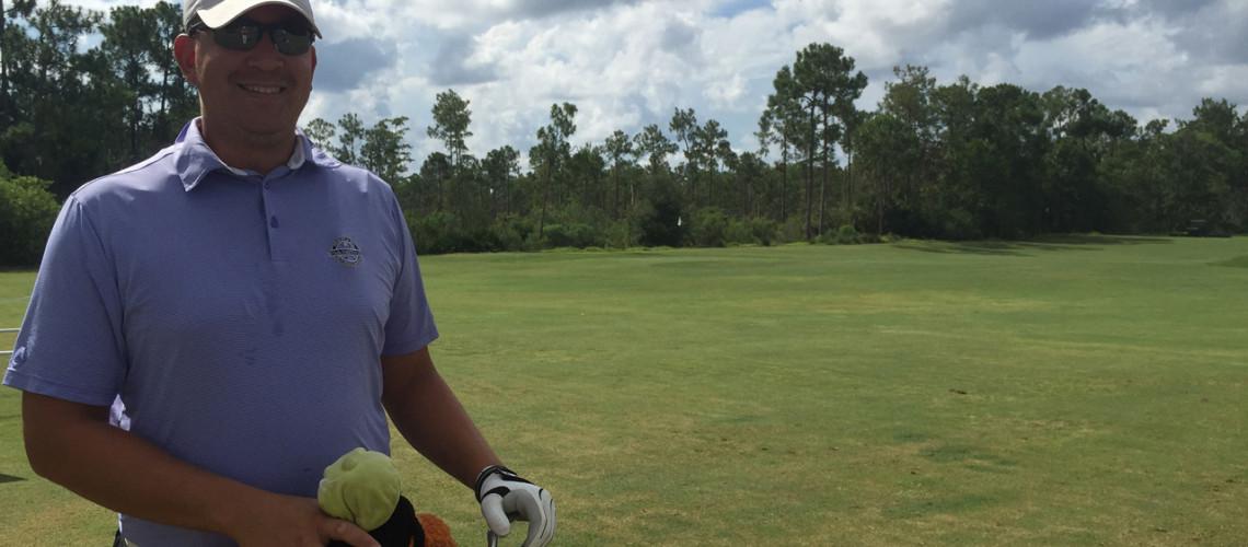 Garth Carter – Uber Golfer