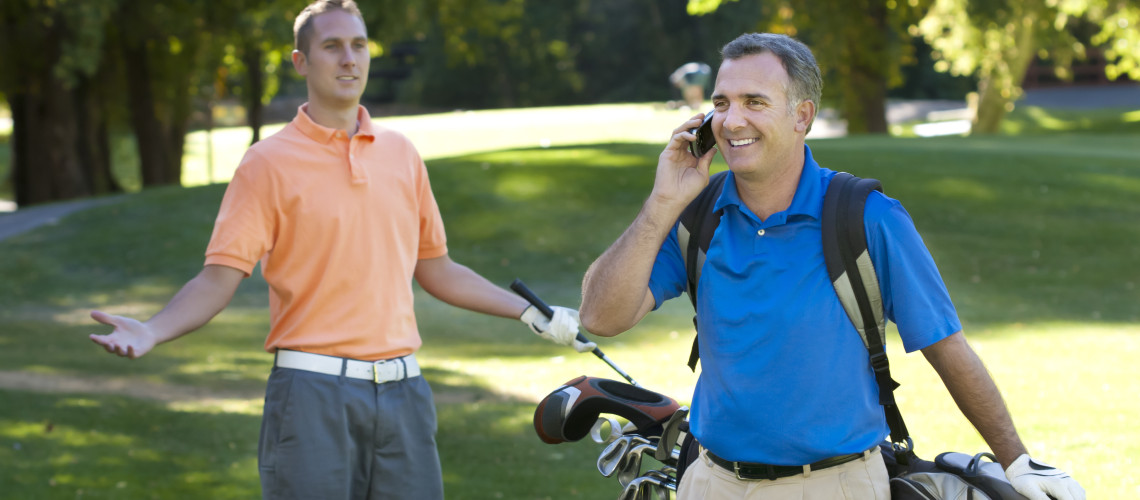 Fine Tuning Your Golf Focus (Pt 3) – Eliminating Distractions