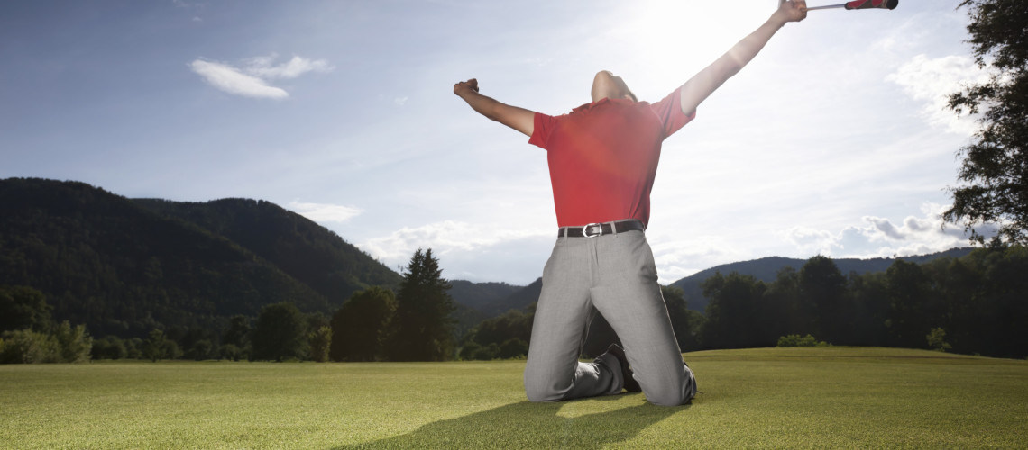 """Great Golf Isn't About Luck — You've Got to Create Your """"Wins""""!"""