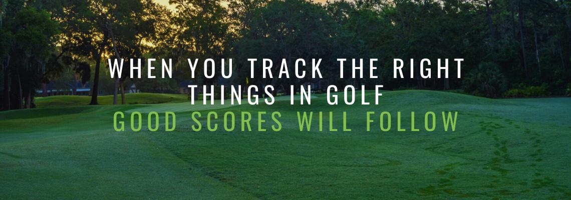 better golf scores
